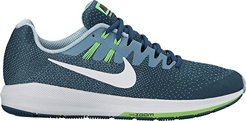 NIKE AIR ZOOM STRUCTURE 20 LEGION BLUE/WHITE-MICA BLU