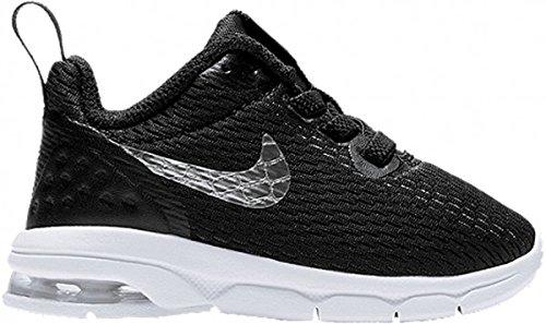on sale ea8c6 7257f Nike Unisex-Kinder Kleinkinder Sneaker Air Max Motion LW, Schwarz  (Black Mtlc