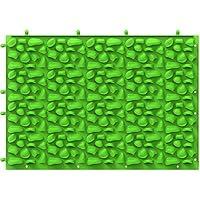 ZDDAB Fußmassage Pad Akupressurmassagematte Kind Familie Massage Mat (Farbe : Grün) preisvergleich bei billige-tabletten.eu