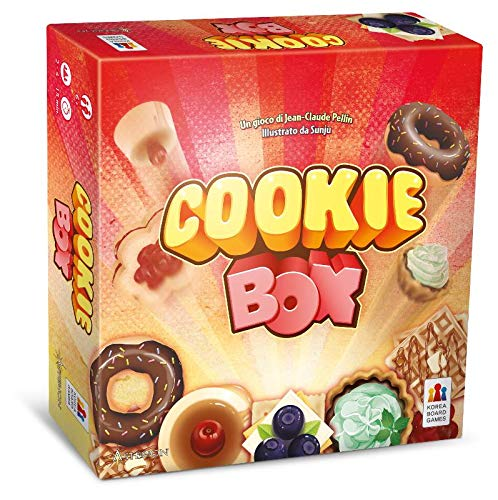 Asterion 8165-Cookie Box