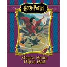 Harry Potter: Magical Scenes - Pop-Up Book (Harry Potter Literary S.)