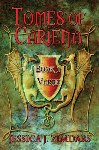 Tomes of Cariena Cover Image