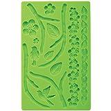 Wilton Fondant & Gum Paste Mold Nature Silikonform