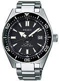 Seiko Herren Analog Automatik Uhr mit Edelstahl Armband SPB051J1