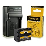 Cargador + Batería NP-FM500H para Sony Alpha 57 SLT-A57 | 58 SLT-A58 | 65 SLT-A65 | 77 SLT-A77 | 99 SLT-A99 | DSLR-A200 | DSLR-A300 | DSLR-A350 | DSLR-A450 | DSLR-A500 | DSLR-A550 | DSLR-A560 | DSLR-A580 | DSLR-A700 | DSLR-A850 | DSLR-A900