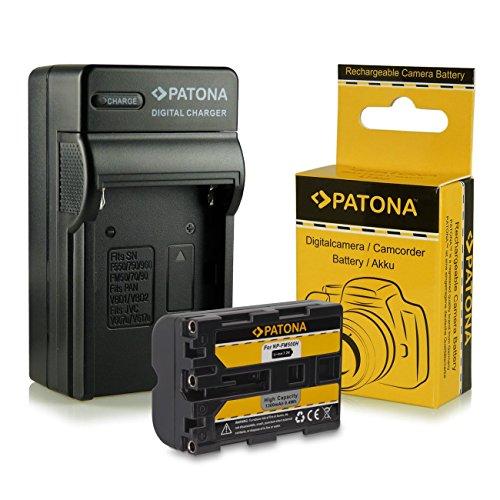Batería NP-FM500H + Cargador