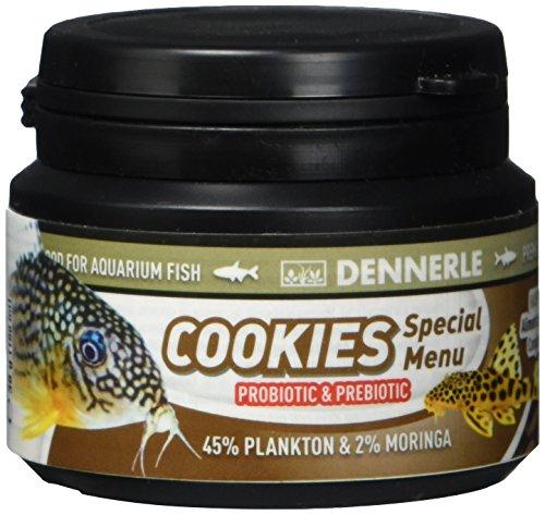 Dennerle Cookie Spezial Futter Bodenfischfutter, 1er Pack (1 x 100 g)