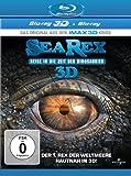 IMAX: Sea Rex 3D - Reise in die Zeit der Dinosaurier [3D Blu-ray]