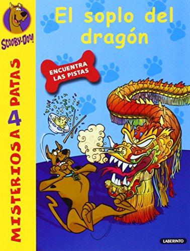 El Soplo Del Dragón - Número 29 (Misterios a 4 patas) por Cristina Brambilla