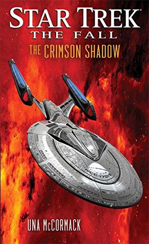 Star Trek: The Fall: The Crimson Shadow by Una McCormack (10-Oct-2013) Mass Market Paperback
