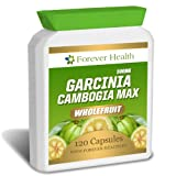 Garcinia Cambogia MAX * PURE WHOLEFRUIT * Lose Up 17 Pounds In 12 Weeks ! - FREE UK DELIVERY + FREE Diet Plan - Full Pure Fruit Of Garcinia Cambogia For Super Fast Weight Loss - Clinical Trails Show That Garcinia Cambogia PURE Slimming Tablet Users Lose W