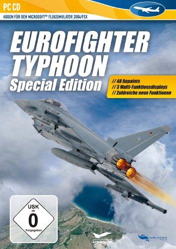 Preisvergleich Produktbild Flight Simulator X - Eurofighter SE