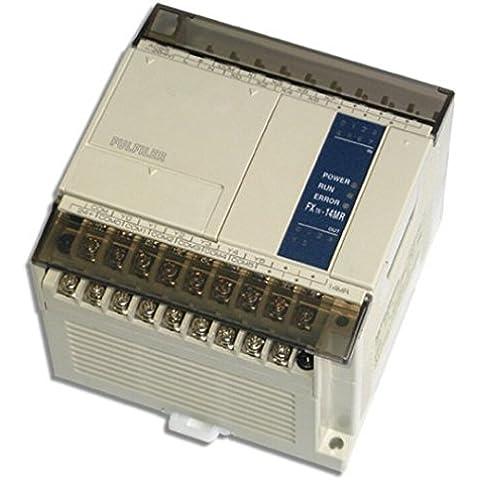 GOWE CA 24 V PLC FX1N-14MT-001 per controllore logico programmabile Modulo Mitsubishi