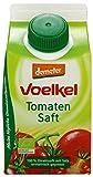 Voelkel Bio Tomatensaft - 100% Direktsaft (6 x 500 ml)