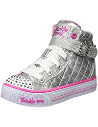 Skechers Mädchen Shuffles-Sweetheart Sole Hohe Sneakers