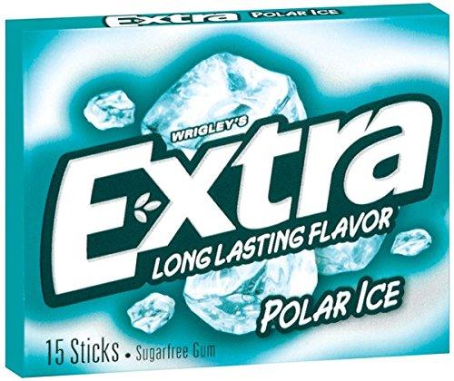 Preisvergleich Produktbild Wrigley´s Extra Polar Ice Kaugummi extra3 VE 4 Amazon