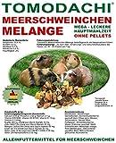 Nagerfutter pelletfrei, Meerschweinfutter natürlich - Gemüse, Getreide und Kräuter