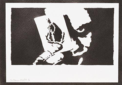 man Handmade Street Art - Artwork - Poster (Superman Returns-kostüme)