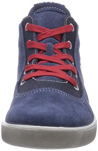 Ricosta Raze Jungen Hohe Sneakers Blau (reef 152)