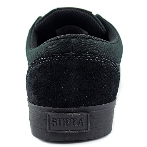 Herren Skateschuh Supra Chino Skateschuhe Black/Black/Black