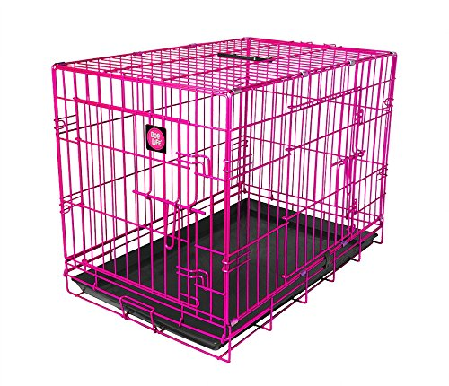 James & Steel My Pet Dog Crate Hundebox (Cage Dog Tray)