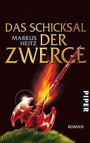 Buchseite und Rezensionen zu 'Das Schicksal der Zwerge: Roman (Die Zwerge 4)' von Markus Heitz