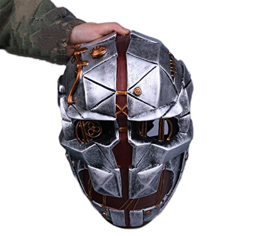 Dishonored Shame 2 Humiliation 2 Maske Corvo Cosplay Halloween Assassin (Dishonored Cosplay Kostüm)
