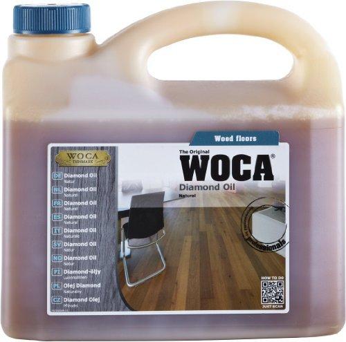 WOCA 522225AA Diamondöl natur 2,5 L