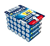 Varta High Energy Batterie AA Mignon Alkaline Batterien...