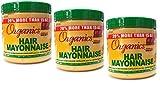 3x Africa's Best Organics HAIR MAYONNAISE 426g (insgesamt - 1,278g)
