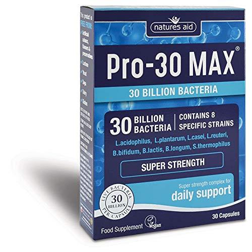 PRO-30 Max (30 Billion Daily Probiotic) 30 vcaps