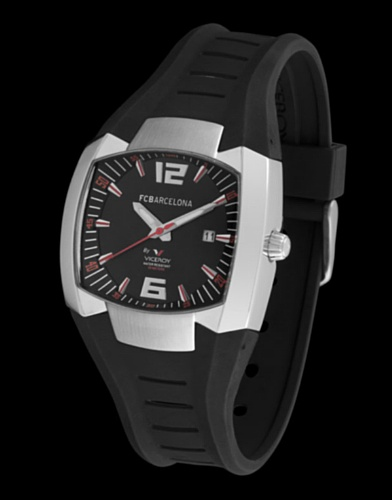 Viceroy 43765-55 – Reloj Caballero Acero FC Barcelona
