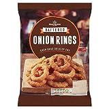 Morrisons Battered Onion Rings, 500g (Frozen)