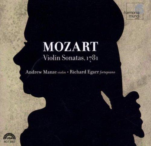 Mozart: Violin Sonatas, 1781 [Hybrid SACD]