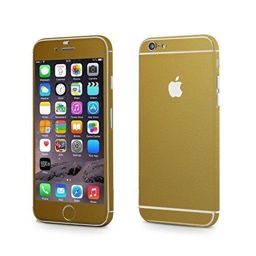 Finoo Etichetta Opaco Iphone - blu, iPhone 5/5S Oro