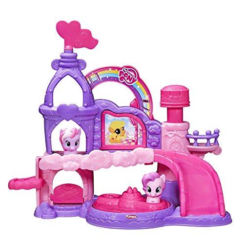 Playskool amigos Musical celebración castillo con My Little Pony