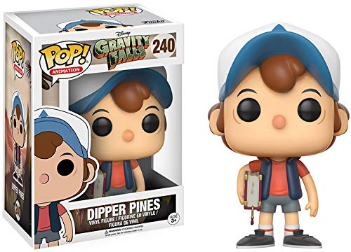 Gravity Falls Dipper Pines (Chase Edition möglich) Vinyl Figure 240 Funko Pop! Standard