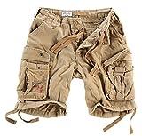Surplus Airborne Vintage Shorts, beige, 5XL