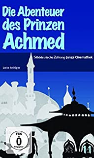 Die Abenteuer des Prinzen Achmed - SZ Junge Cinemathek