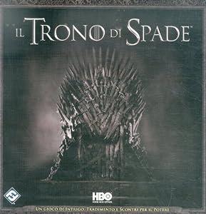 Giochi Uniti Il Trono di Spade - Juego de Mesa (versión en Italiano) Importado de Italia