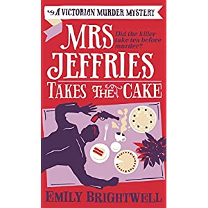 Mrs Jeffries Takes The Cake (Mrs.Jeffries Mysteries Book 13)