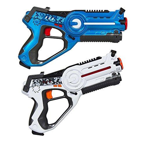 HSP Himoto Kit de pistolet de Jour comme Battle, 2x pistolets, Duel ieren Laser, laser Gun, laser Jeux pour enfants, produit neuf