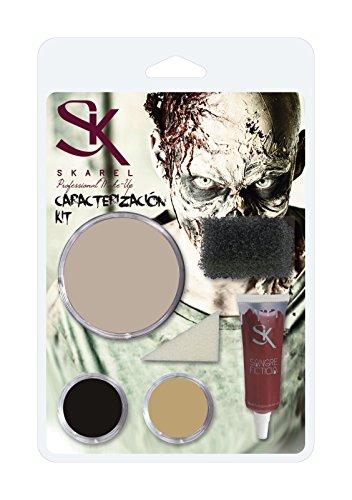 Kit Caracterizacion Halloween - Heridas Caracterización