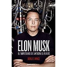 Elon Musk: El empresario que anticipa el futuro (HUELLAS)