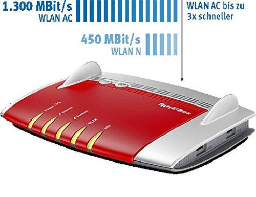 AVM FRITZ!Box 7490 WLAN AC + N Router - 3