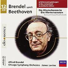 Brendel spielt Beethoven [Import anglais]
