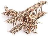 Wood Trick - Puzzle mécanique en bois - Puzzle 3D - Avion