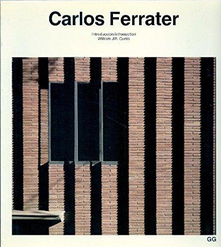 Carlos Ferrater (Catálogos de arquitectura contemporánea = Current architecture catalogues)