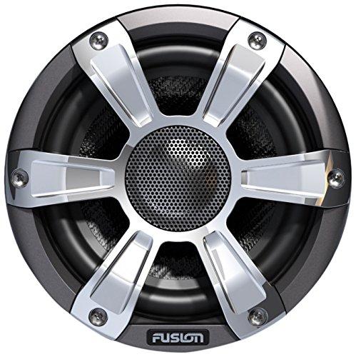 Fusion Marine High Performance Led Beleuchtung-Lautsprecher, Chrom, 40 cm - Fusion Marine Audio