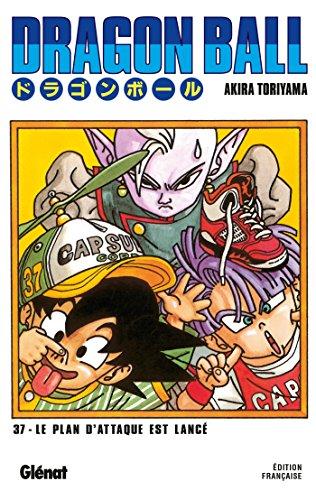 Dragon Ball (sens de lecture japonais) - Tome 37